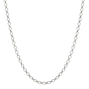 Picture of Silver Sofia Chain: 16-19""